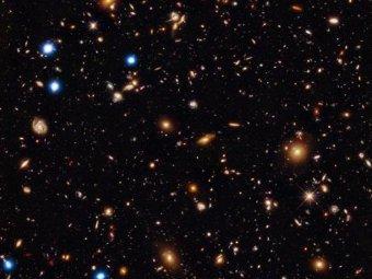 Новые черные дыры