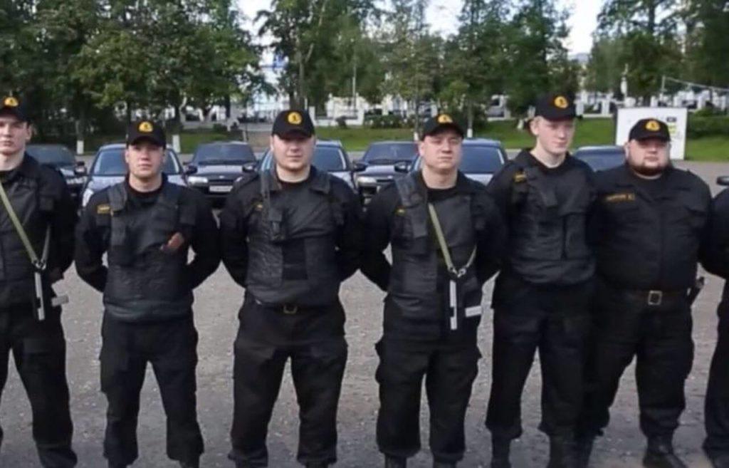 охрана ЧОП