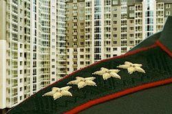 Плечо военного