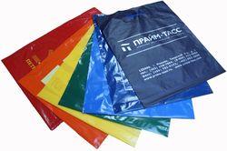 пакеты ПНД с фирменной символикой