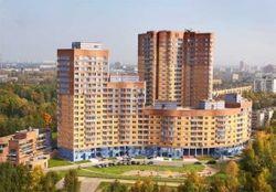 Новостройка Новосибирска