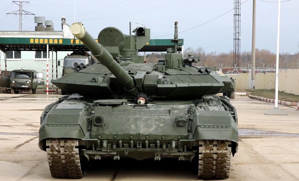 Танк Т-90М Прорыв