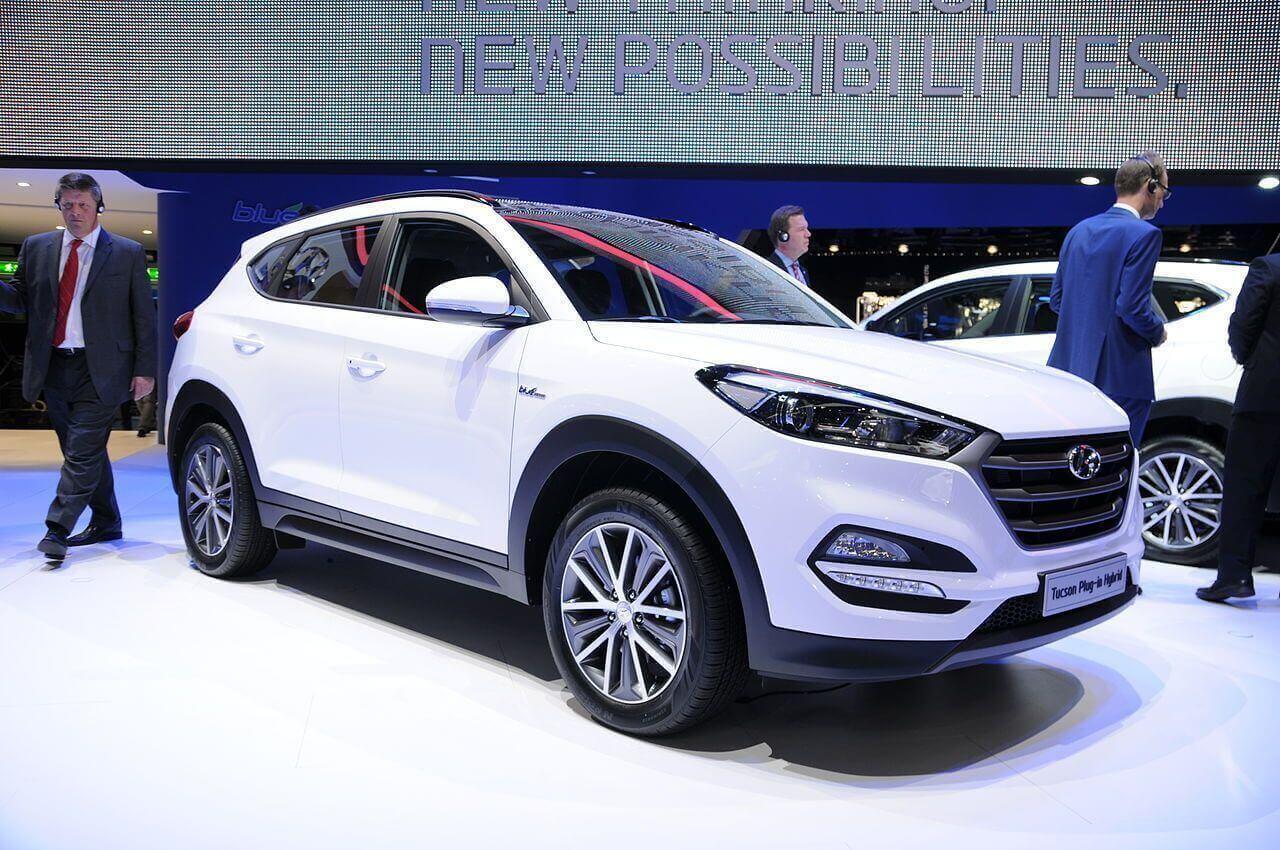 Hyundai Tucson TL 2015. Фото: ru.wikipedia.org