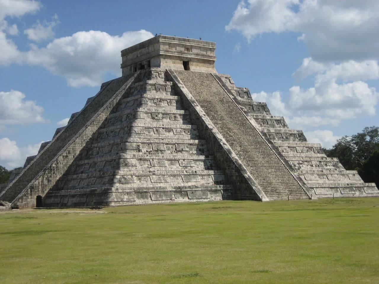 Пирамида Эль-Кастильо (Кукулькан)