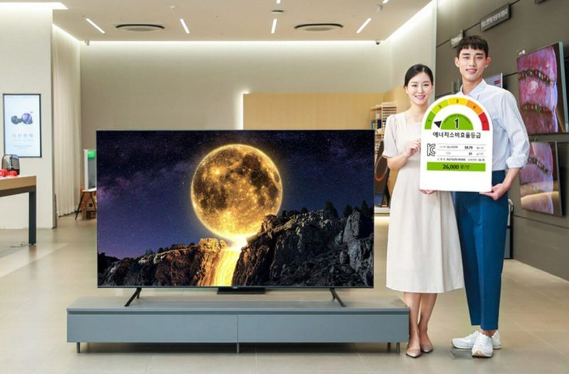QT67 QLED TV