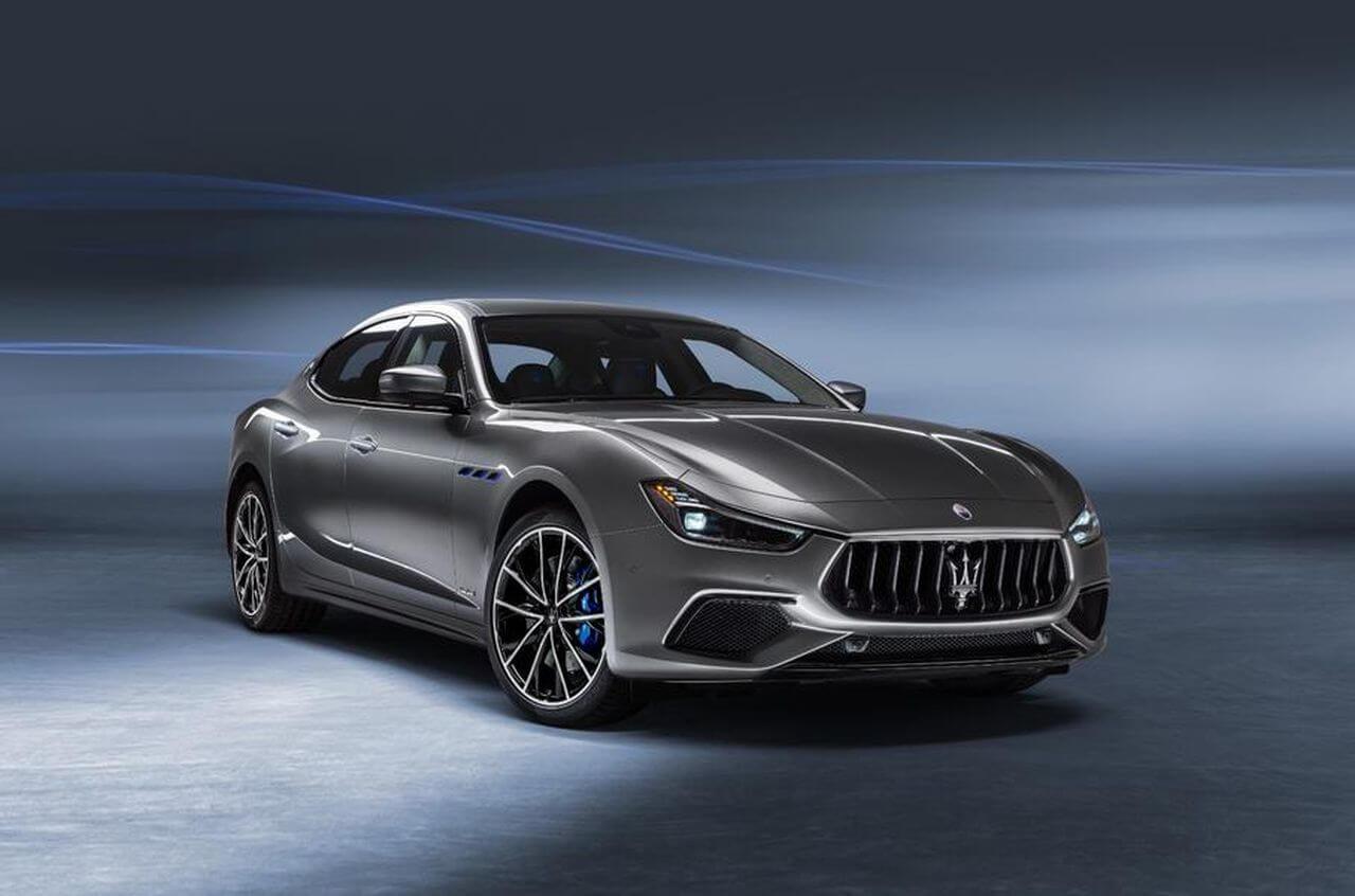Maserati Ghibli Hydrid