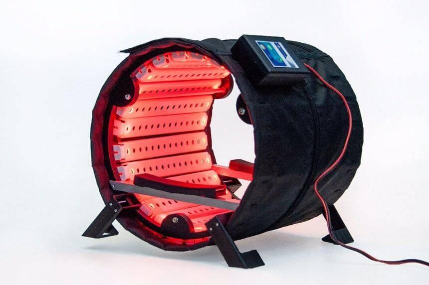 прибор для быстрого заживления ран