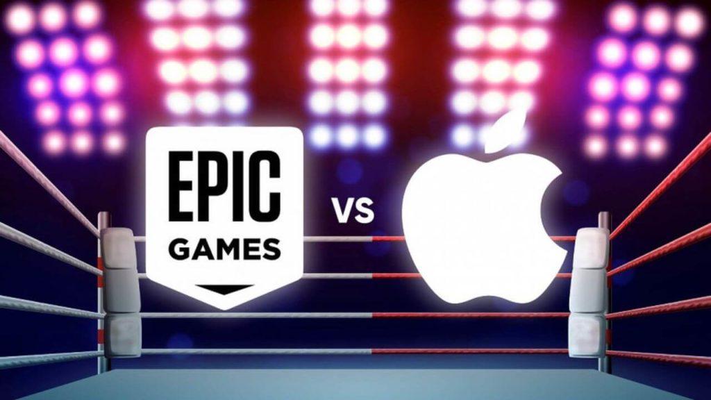 Apple и Epic Games