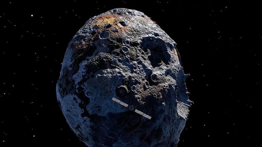 Астероид 2009 PQ