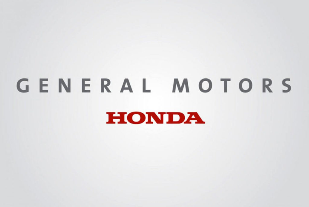 Honda и General Motors