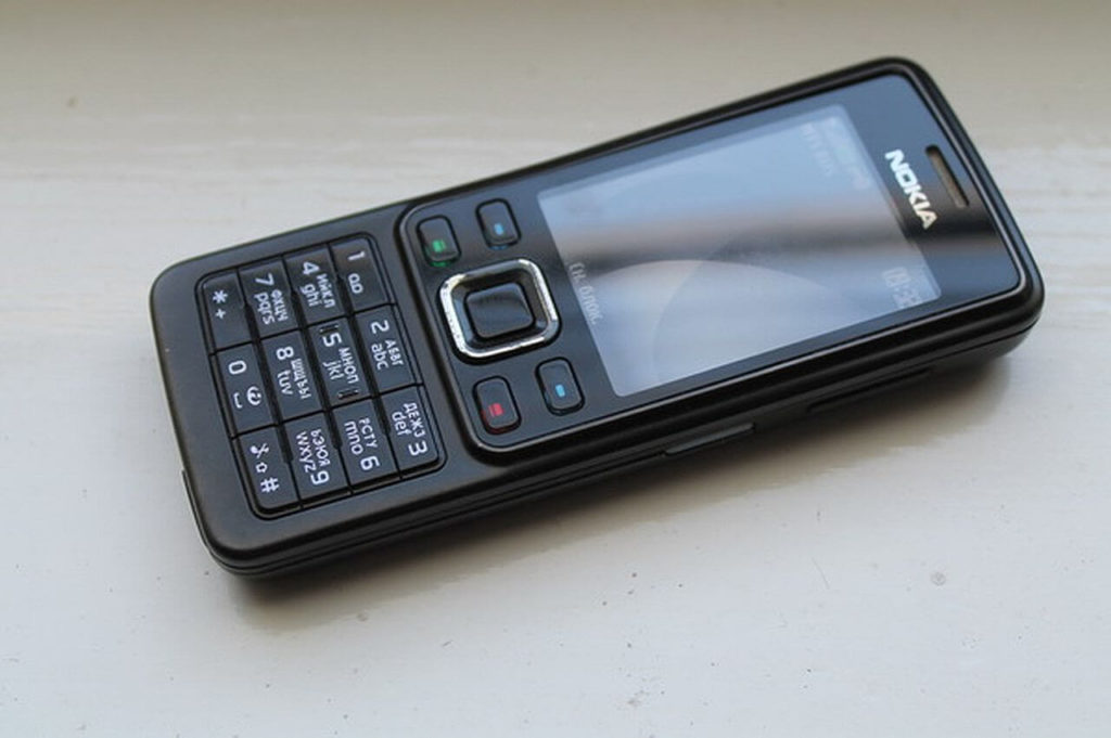 Nokia 6300